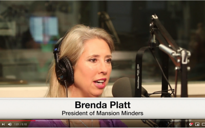Luxury Real Estate with Brenda Platt from Mansion Minders- DFW Home Talk 10-19-14 Seg. 2