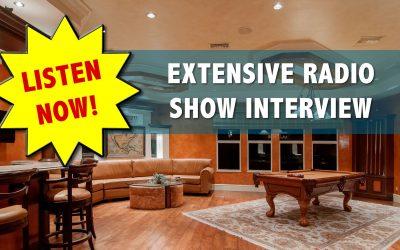 Mansion Minders Radio Interview